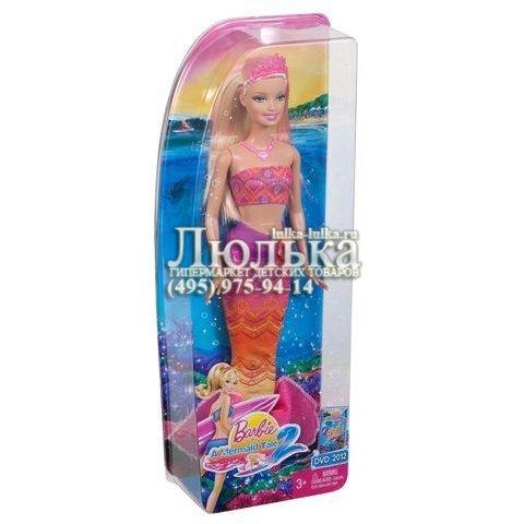 барби русалочка жемчужная принцесса купить