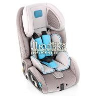 Автокресло Happy Baby Boss Isofix, группа 1/2/3, Blue (4690624011306)