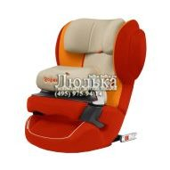 Автокресло Cybex Juno 2-Fix Autumn Gold 2014