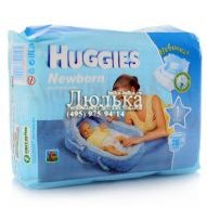 Подгузники Huggies Newborn 1 (2-5 кг), 28 шт.