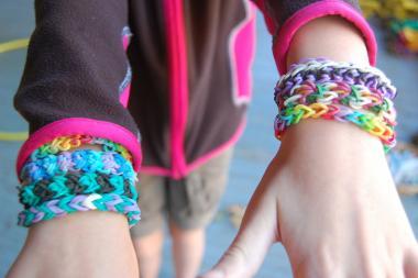 Набор для плетения браслетов Rainbow Loo