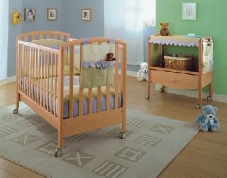 Выбираем детские кроватки papaloni