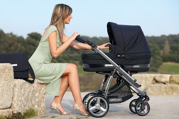 Секрет покупки коляски для малышей