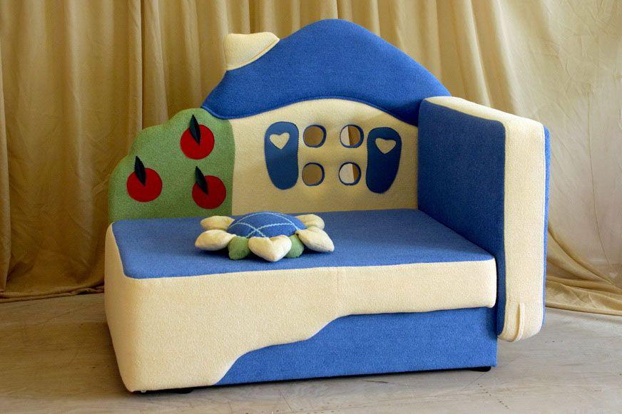 О чем важно знать выбирая диван для ребенка